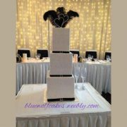 10-8-6 Square Pedestal