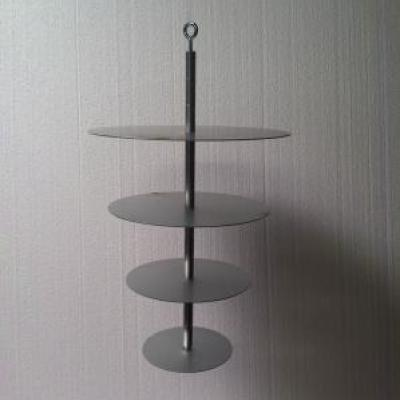 Round Chandelier Cake Stand Set Hanging Cakes Cakestackers