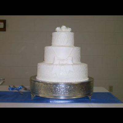 Genesis Round Cake Stand Set | Beginner | Cakestackers