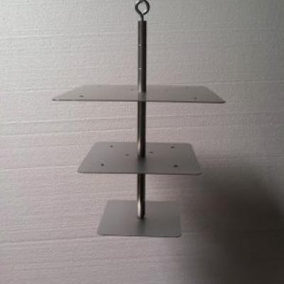 Square Hanging Chandelier Cake Stand