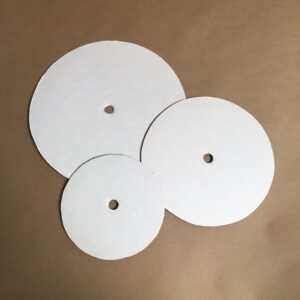 Genesis Round Disposable Cake Board set