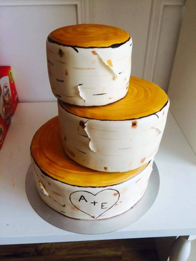 10 8 And 6 Inch Round Cake Stand 3 Tier Cake Stand