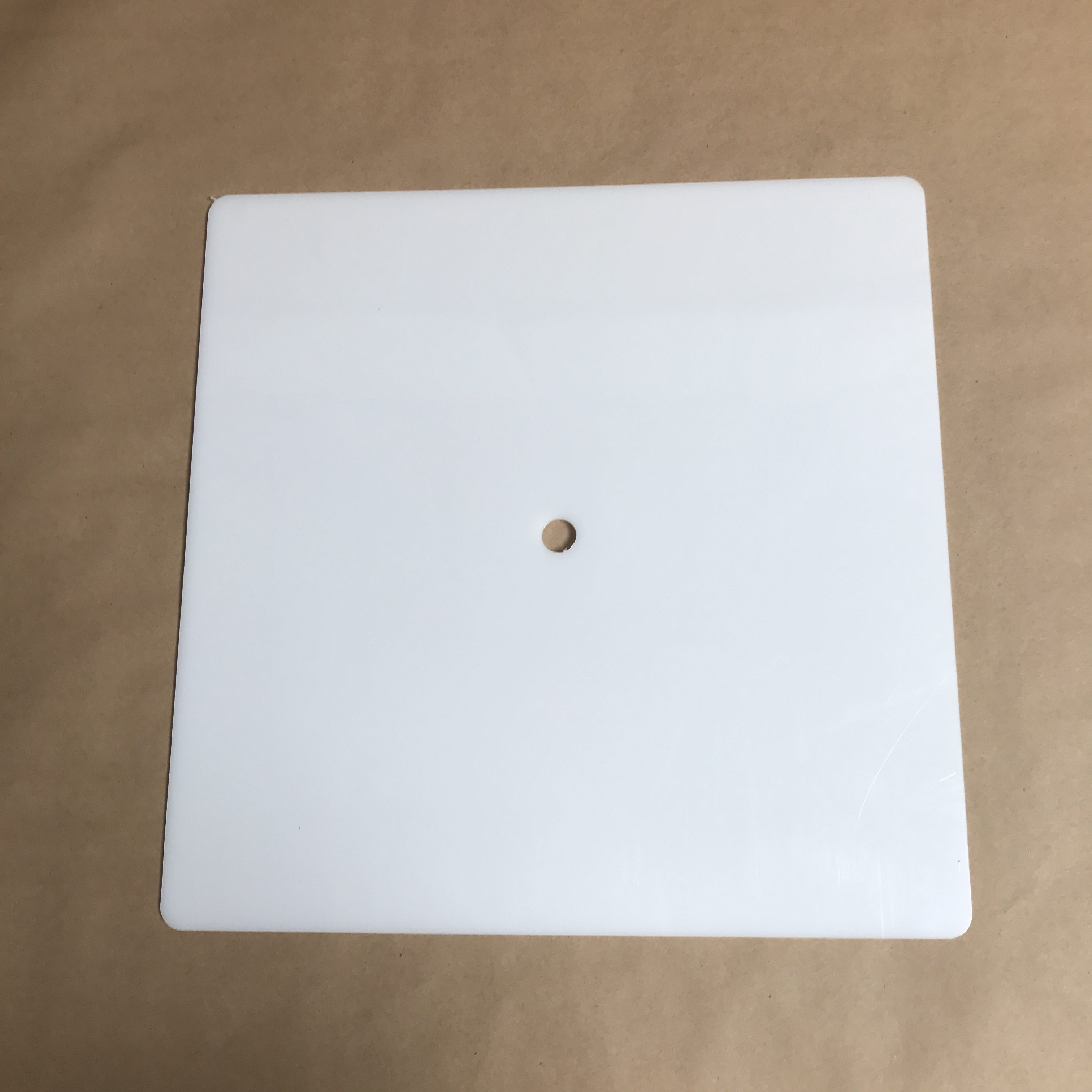 16 inch square reusable plastic cake board