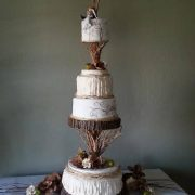 4 Tier Round Tree Pedestal