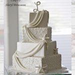 14-12-10-8 Square Cake Stand
