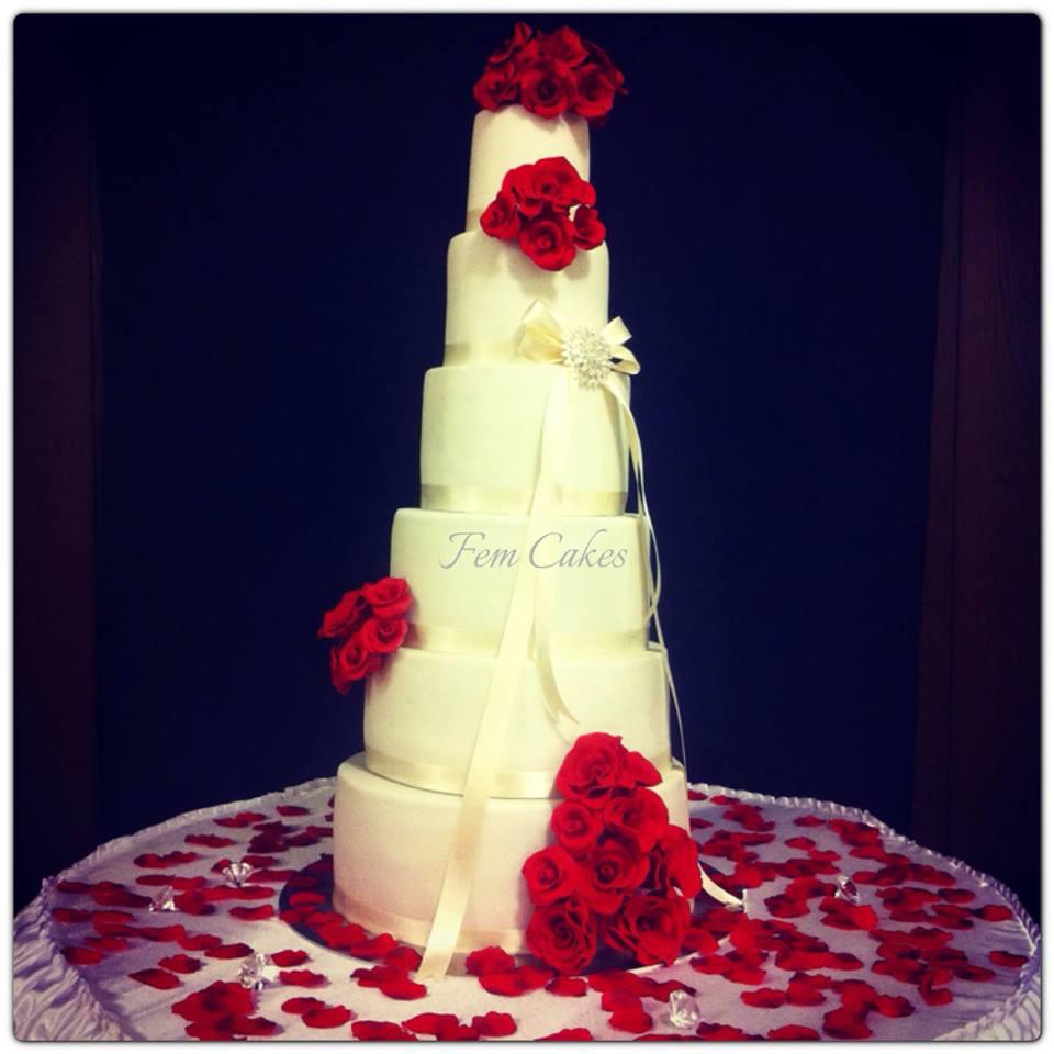 Cake Gallery | Photos of Wedding Cakes | Multi-layer Cakes ...