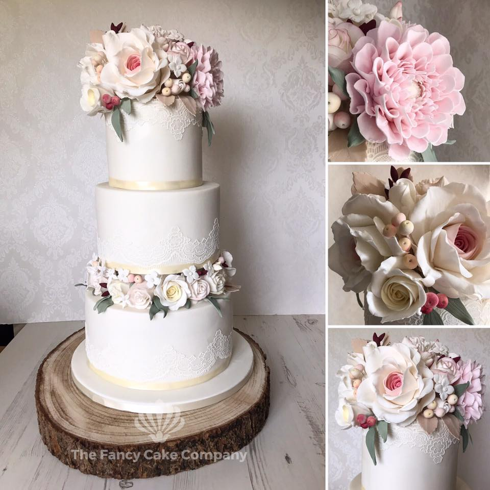 Cake Gallery | Photos of Wedding Cakes | Multi-layer Cakes ...