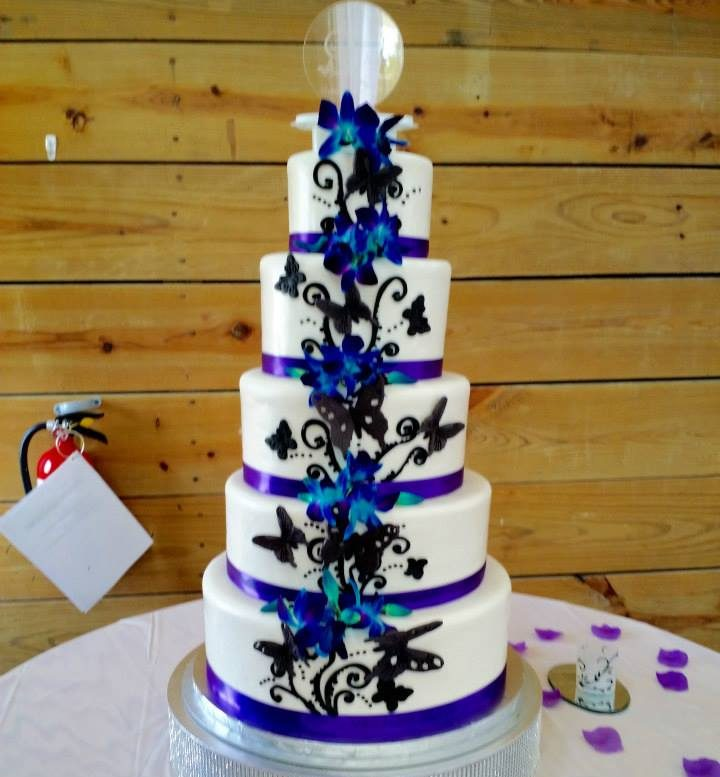 12 inch wedding cake 5 tier cake stand 14 12 10 8 and 6 inch 10023