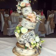 Topsy 4 Tier Round