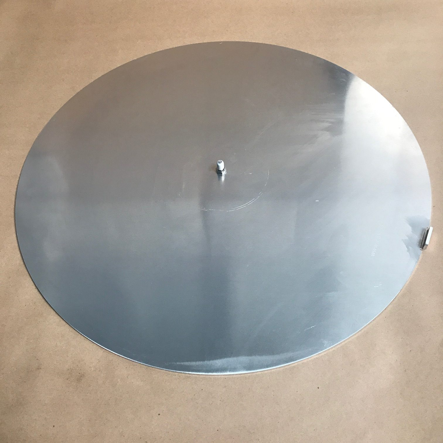 17 Quot Round Base Plate Clearance Cakestackers